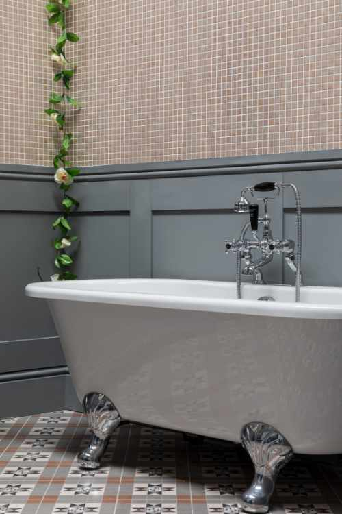 Bayswater - Leinster double ended free standing bath