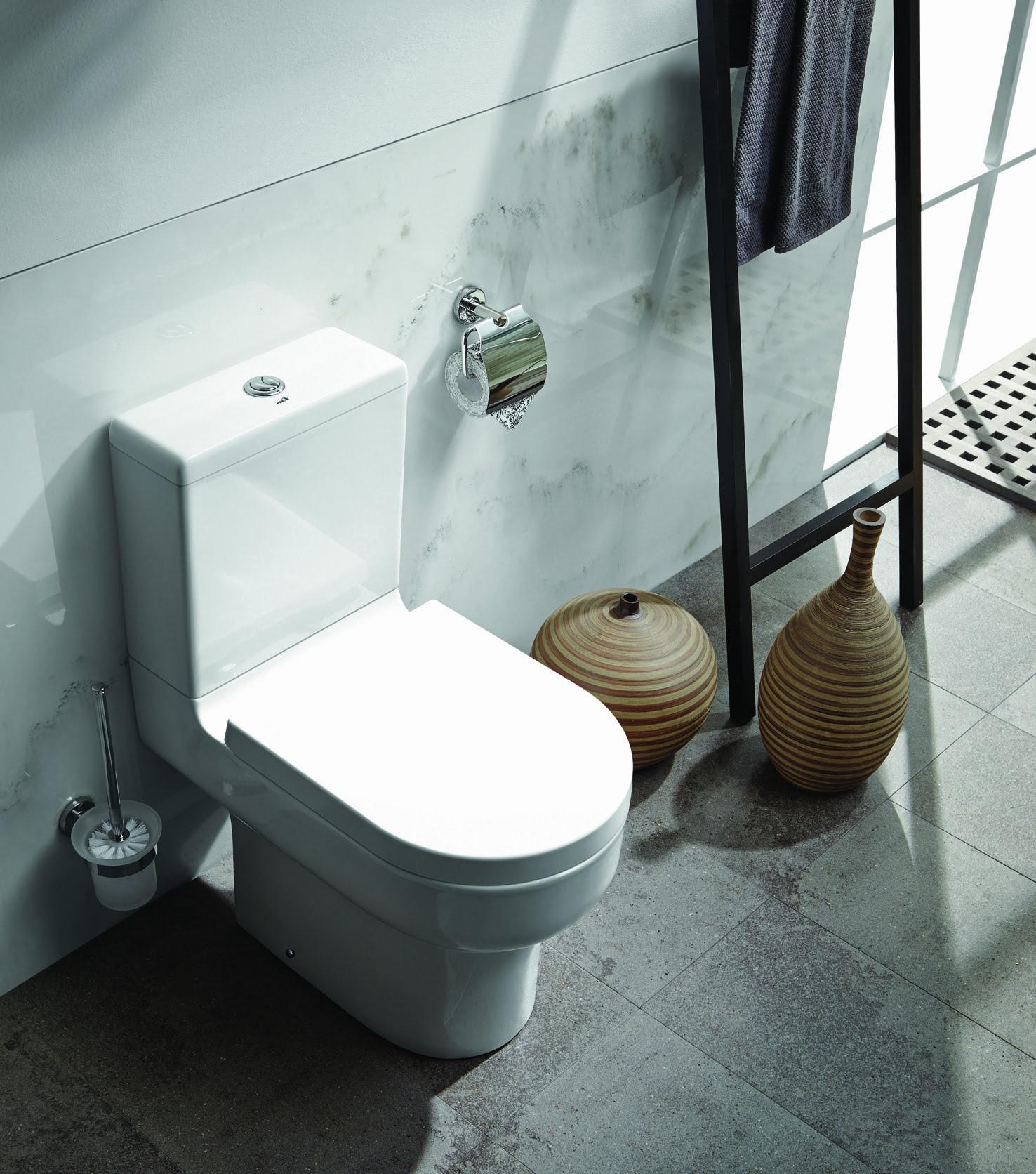 Pura Bathroom Group - Imex Duro close coupled WC