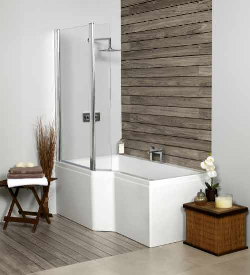 Carron - Urban edge shower bath