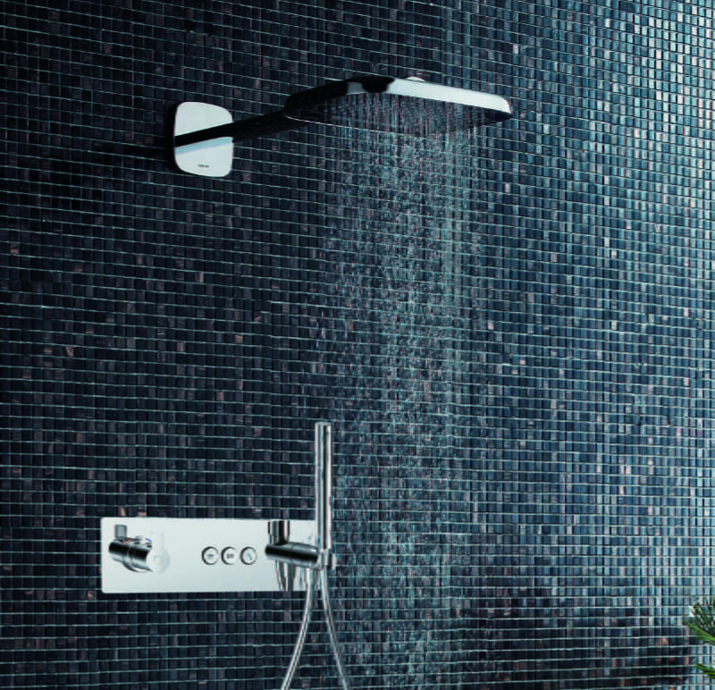 Flova - GoClick horizonal showering package