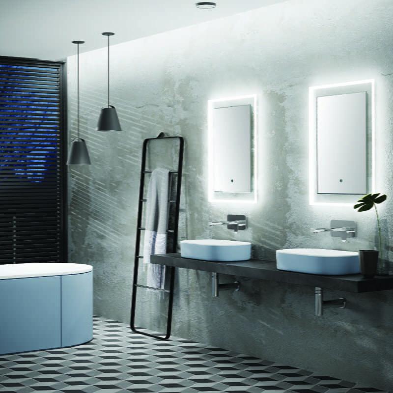 HiB - Element illuminated mirror