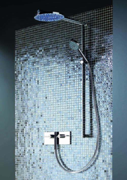 Matki - Elixir Blade concealed shower set