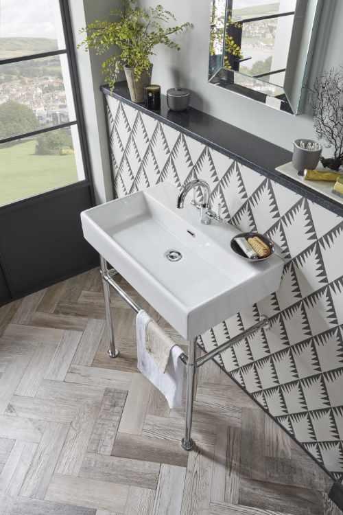 Roper Rhodes - Hampton washstand and basin