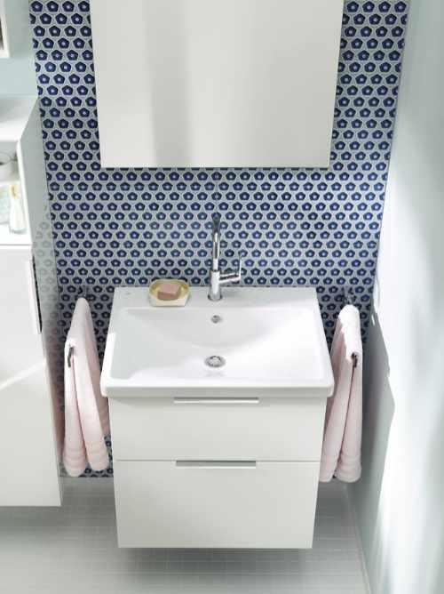 VitrA - Ecora washbasin and unit