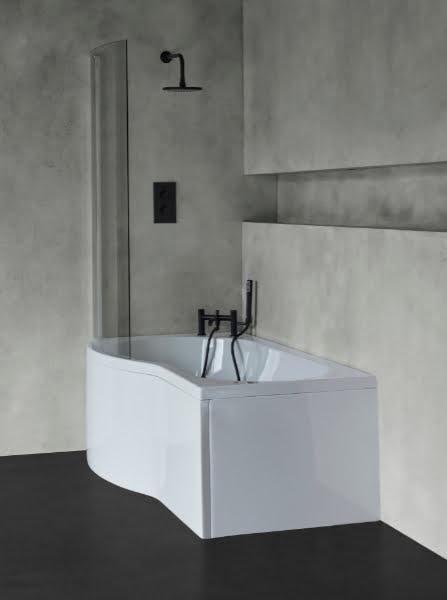Cleargreen - Ecoround shower bath