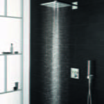 Grohe - Grotherm concealed dual shower kit