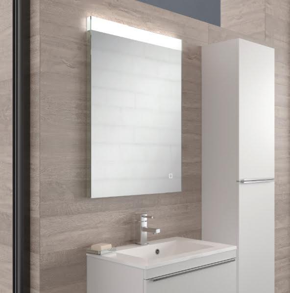 HiB - Alpine illuminated mirror