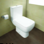 RAK Ceramics - Series 600 close-coupled WC