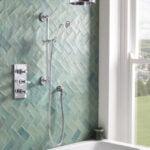 Roper Rhodes - Keswick concealed shower system with bath overflow filler