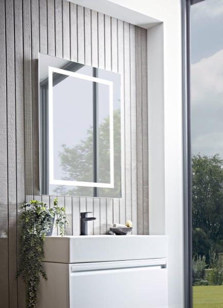 Tavistock - Convey illuminated mirror