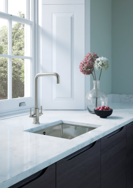 Vado - Mono kitchen sink mixer