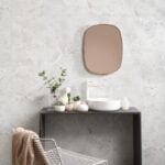 Fibo - White marble