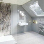 Multipanel - Classic collection cappuccino stone and heritage collection Henley gloss